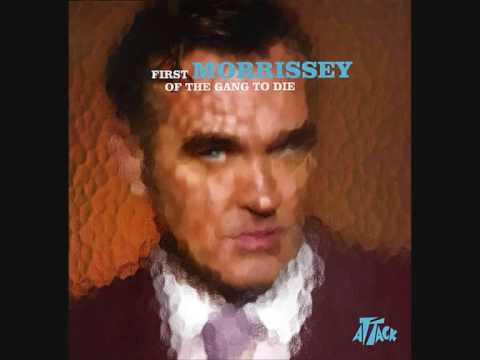 Morrissey - My Life is a Succession of People Saying Goodbye