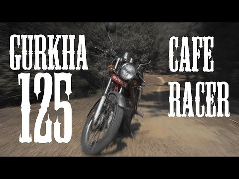 GURKHA 125 CAFE RACER || REVIEW || NEPAL