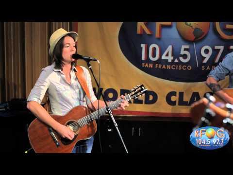"Brandi Carlile - ""That Wasn't Me"" (Live on KFOG Radio)"