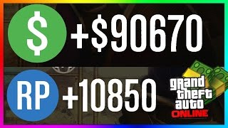 GTA 5 Online: *EASY* UNLIMITED MONEY & RP! New Fast Money Not Money Glitch PS4/Xbox One/PC 1.38