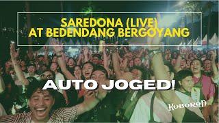 Download Pecah Luar Biasa! KUBURAN - SAREDONA | Live at Berdendang Bergoyang