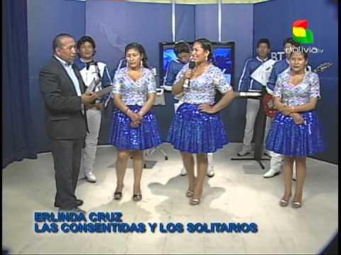 LAS CONSENTIDAS EN VIVO POR BOLIVIA TV.