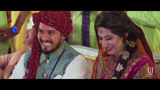 Brian Crain - Butterfly Waltz | Binish & Jehangir | A Christian Wedding Story from Pakistan