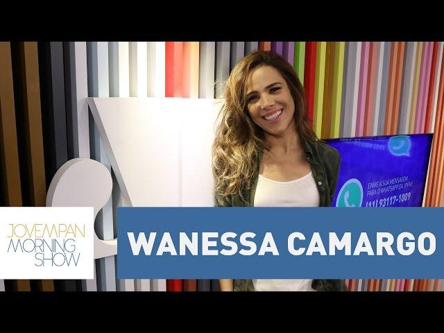 Wanessa Camargo - Morning Show - 11/05/17