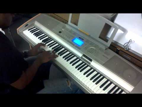 Run Til I Finish- Smokie Norful- Piano Cover