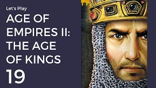 Let's Play Age of Empires II: The Age of Kings #19 | Saladin 6: The Lion and the Demon