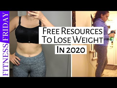 20 FREE WEIGHT LOSS RESOURCES FOR 2020