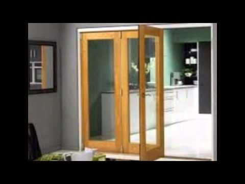Folding Doors Interior Youtube