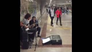 Ferman Akgül Metro Sanatçısı ile Düet Yaptı