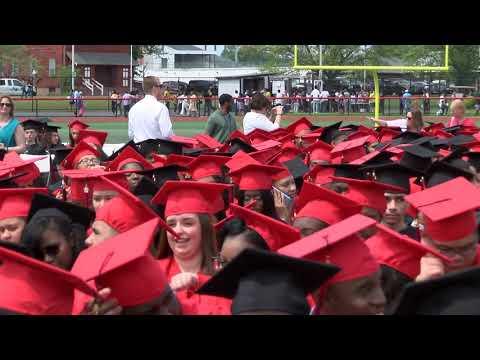 Brockton High School Graduation 6-1-19
