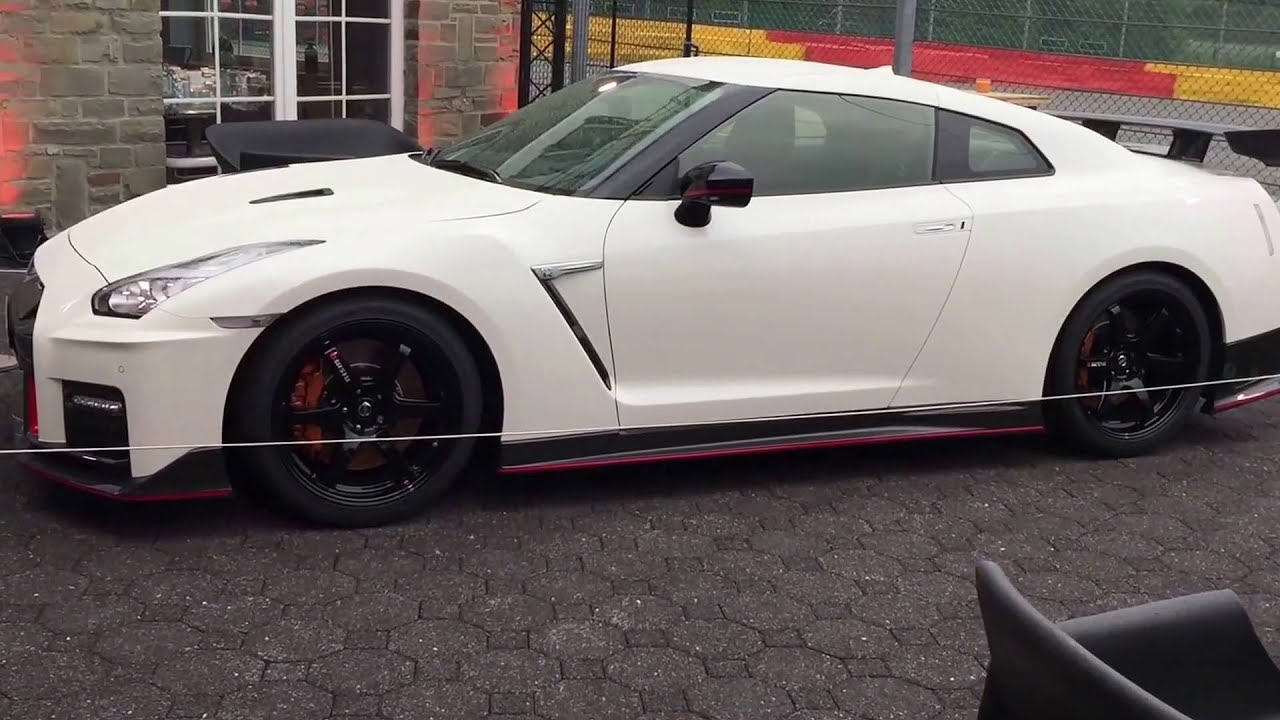 2017 nissan gtr nismo walkaround youtube. Black Bedroom Furniture Sets. Home Design Ideas