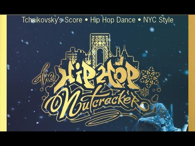 Flyer Hip-Hop Nutcracker 12-13-18