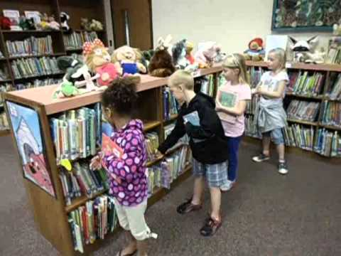 Powell Library Song