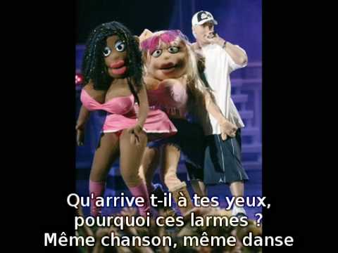 same song and dance Eminem relapse 2009 traduction fr sous titres