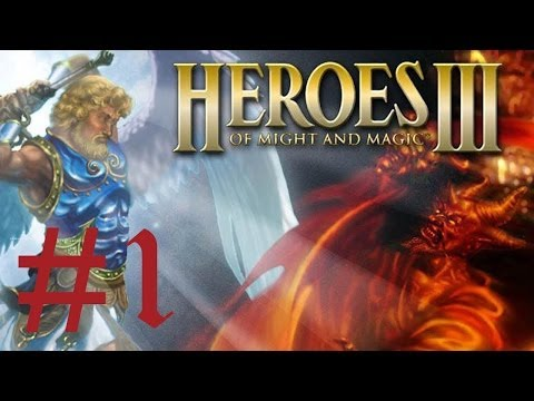 Might & Magic Heroes VII. Прохождение. Часть 1 (Танис, Магические ночи, начало кампании)