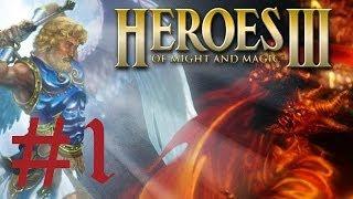 Прохождение Heroes of Might and Magic III -Часть 1: Культовая вещь
