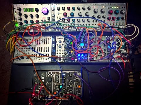 Expanding on a previous idea with the Make Noise 0-Coast
