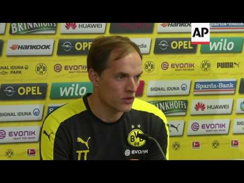 Dortmund coach 'can't understand' attacker