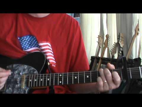 Wagon Wheel Chords Coverdarius Rucker Youtube