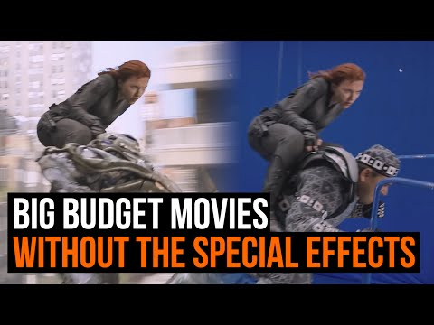 Movies without the special effects