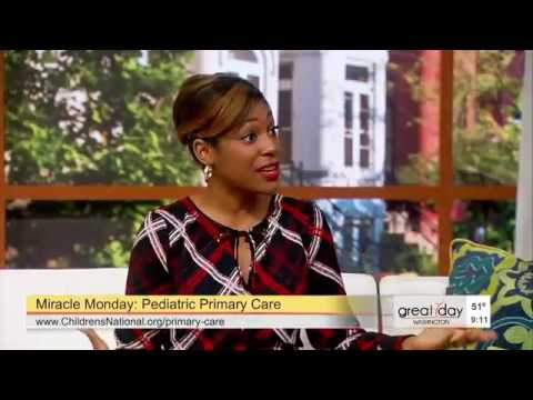 Primary Care in Southeast DC - Great Day Washington Miracle Monday