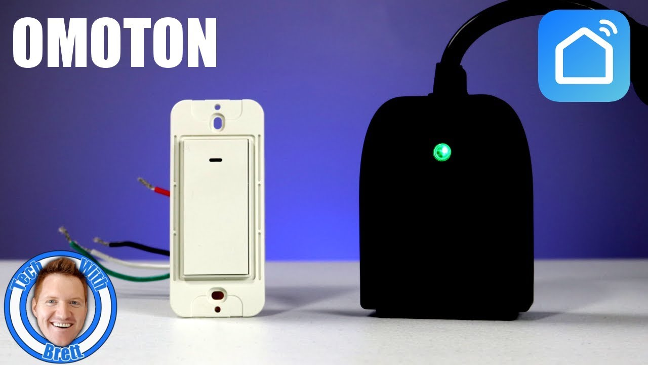 OMOTON Smart Light Switch and Outdoor Plug Review