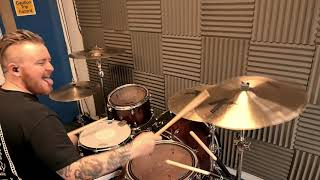 Mallory Knox - Ghost In The Mirror Drum Cover