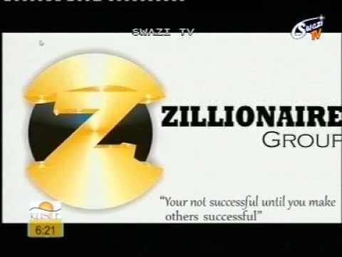 News Bulletin Zillionaire Manzi on Swazi TV