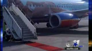 KTVT-TV News Story on Southwest Airlines SI One