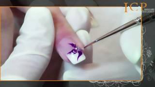 Schnelle Nail-Art mit UV-Color Gel