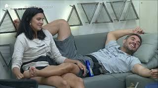🚕 Mari e Dani contam sobre a despedida dos filhos - Power Couple Brasil 4