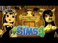 New Improved ALICE ANGEL The Sims 4 Bendy And The Ink Machine Ep 11 mp3