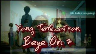 Yang Terlewatkan - Beye On 7 (ma first cover) iyaiya shiela Mp3