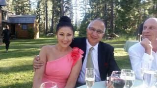 США Счастья молодым - свадьба Алисы и Аерона ! часть - 1