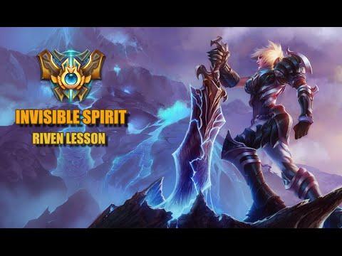 видео: league of legends Гайд по чемпиону: riven (challenger)