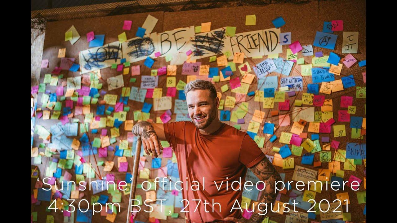 Liam Payne - Sunshine (Official Video Premiere)