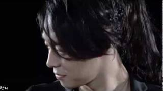 JYJ thanksgiving live in dome, [Ending] Jaejoong crying.