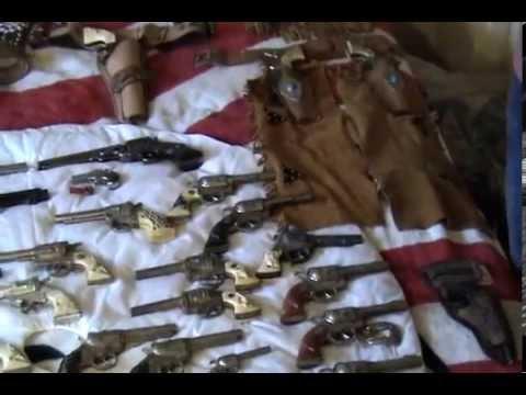 Cap gun collection 2