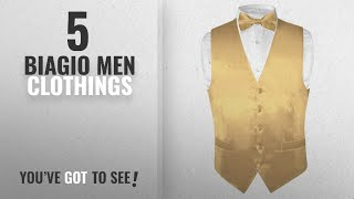 Top 10 Biagio Men Clothings [ Winter 2018 ]: Biagio Men