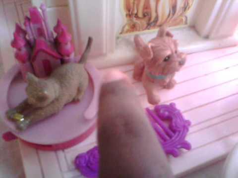 Nossa casinha da Barbie :)