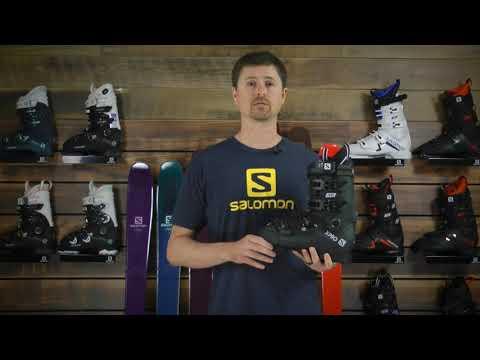 Salomon X Pro 100 Ski Boots- Men's 2019 Review