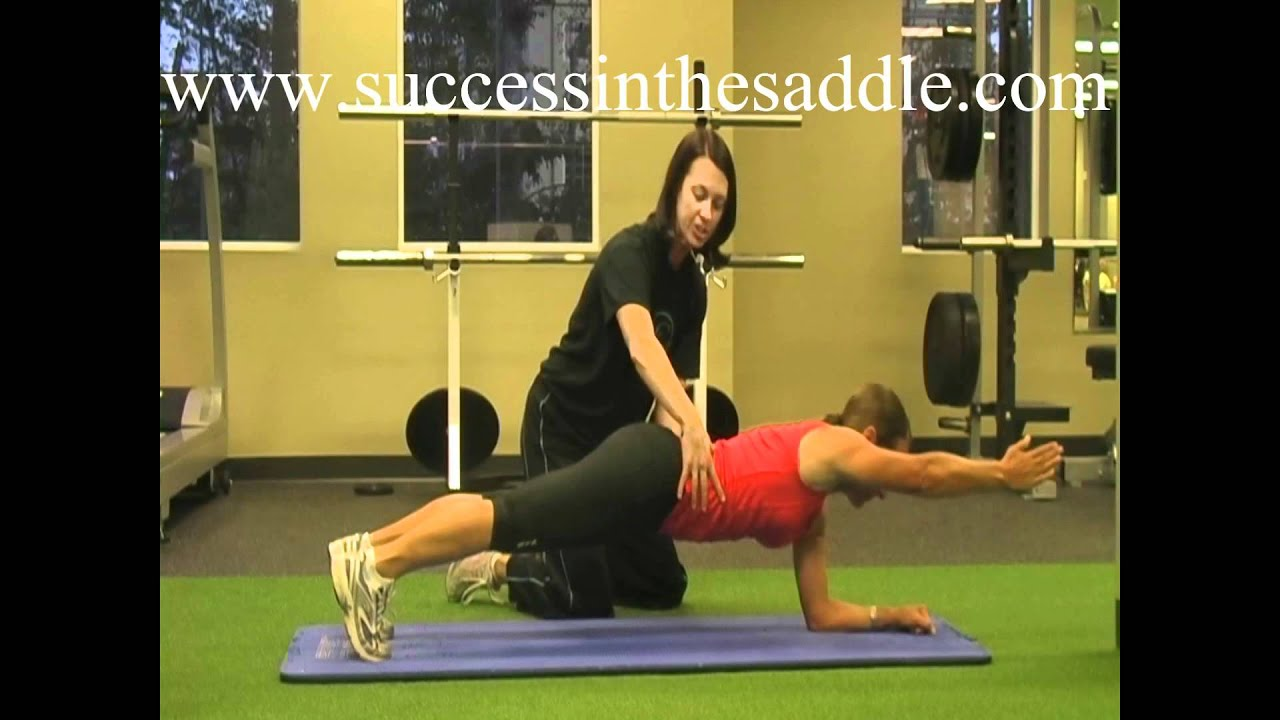 Success In The Saddle Core Stability Moves For