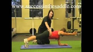 Success In The Saddle - Core Stability Moves For Equestrian Fitness
