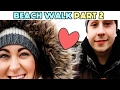 TOM & MADI DOG BEACH WALK | PART 2 |