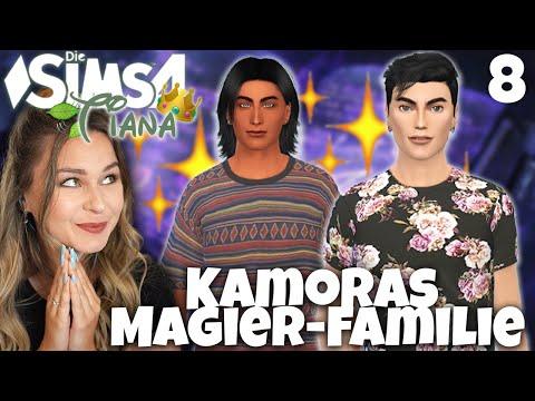 Die Geheimnisse ihrer Familie ✨ - Die Sims 4 Tiana Legacy Part 8 | simfinity