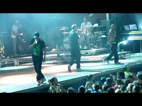 Die fantastischen Vier - Was geht, Live, Forestglade 2010