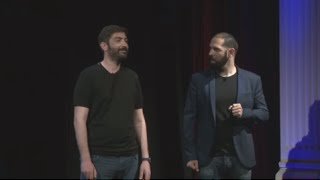 Fighting to change the game | OPA Architects | TEDxUniversityoftheAegean
