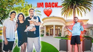I'M MOVING BACK TO THE FaZe Rug HOUSE!!