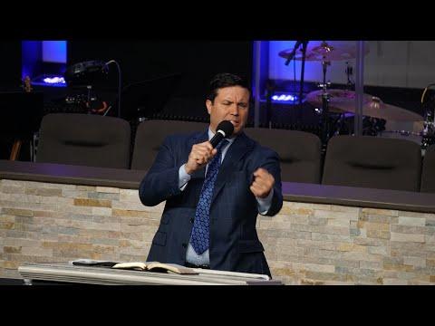 I'm not afraid of the Fire – Pastor Nathaniel Urshan
