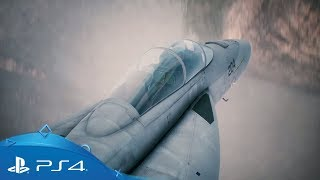Ace Combat 7: Skies Unknown | Erusea Strikes Back - Gamescom 2017 Trailer | PS4